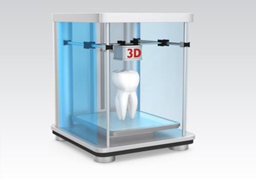3D Drucker zahn / 3d-druck Zahnersatz