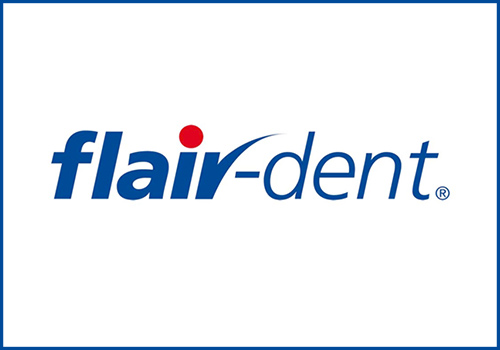 flair dent logo